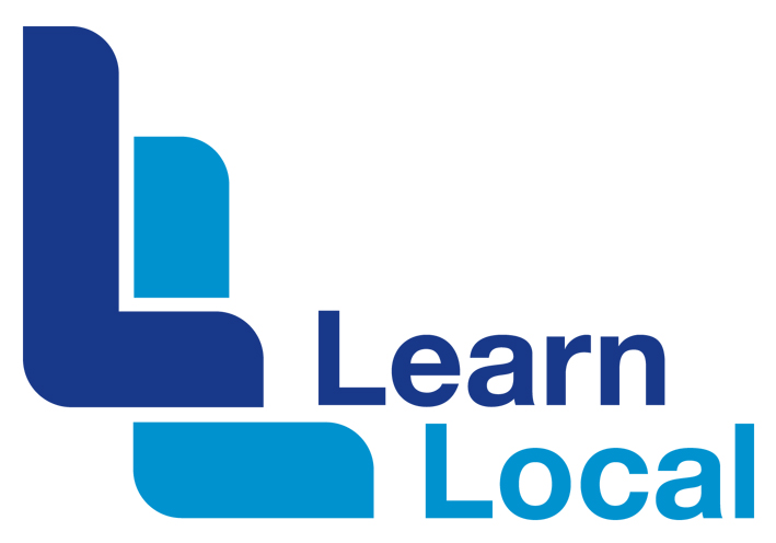 Learn Local logo COLOUR Web